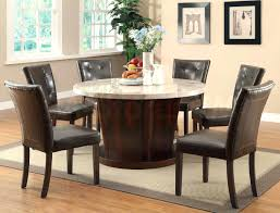 black high gloss dining table and 8 chairs round dining table and