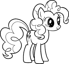 my little pony coloring pages for girls print for free or download