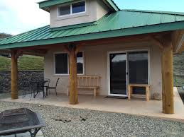 steve u0027s 400 sq ft cabin off big twin lake in winthrop washington