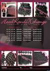 Price List Design | Order your Design today from our UK based ...