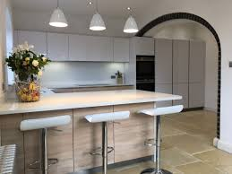 high gloss handleless brickendon blax kitchens ltd