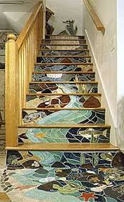 80 best tile stairs u0026 staircases images on pinterest stairs