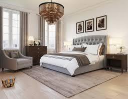 Harmony In Interior Design How To Make Bedroom Interior Psychologically Harmonious P 1