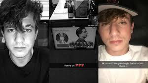 charlie puth uk charlie puth we don t talk tour 2016 snapchat videos september