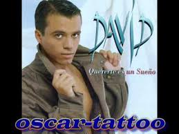 david el septimo cielo oscar tattoo youtube