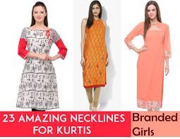 design styles 2017 kurti neck designs 23 latest neck styles for kurtis 2017