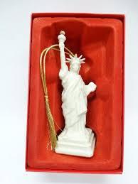 lenox lady liberty ornament 882864387158 ebay