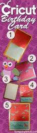 26 cricut birthday card ideas scrappin u0027s a hoot