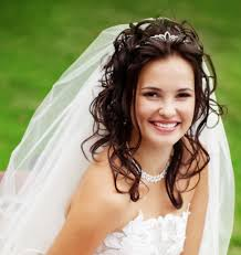 long hairstyle wedding long hairstyles wedding with veil wedding