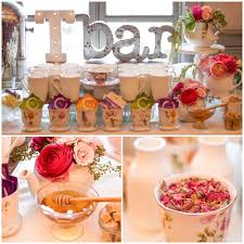garden tea party bridal wedding shower party ideas garden tea