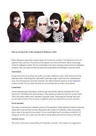 Buy Halloween Costumes Prefer Shopping Halloween