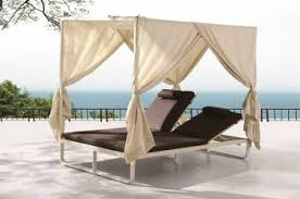 Patio Furniture Canopy Outdoor Daybed Modern Outdoor Day Beds Babmar Com