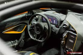 orange mclaren interior geneva 2017 mclaren 720s gtspirit