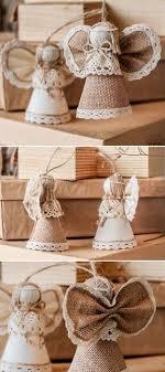 handmade home decorations angel burlap wedding decor handmade birthday present wedding