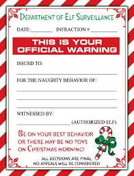 official letters from santa a christmas warning letter and or a personalized letter
