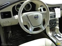 volvo steering wheel 2011 volvo s80 t6 awd sandstone beige steering wheel photo