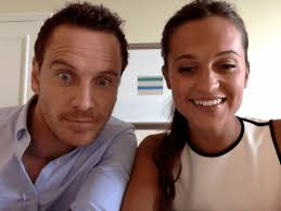 The Light Between Two Oceans Life Between Films These Two Cuties And Real Life Couple
