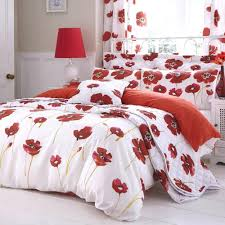 Duvet Quilt Cover Bedding Ideas Compact Poppies Bedding Bedroom Decoration Poppy
