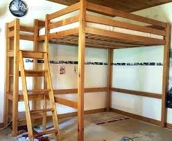 lit mezzanine noir avec bureau lit mezzanine 2 personne alexy lit mezzanine 1 place noir avec