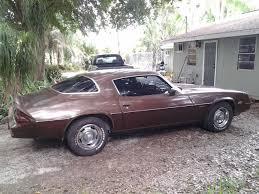 camaro berlinetta for sale chevrolet camaro coupe 1979 brown for sale 1s87g9l645243 1979