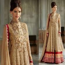 anarkali wedding dress golden anarkali wedding dresses ideas 6 suitanarkali in