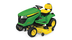 x300 select series lawn tractor x380 48 in deck john deere us