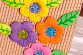 flores de foamy empaque del día del padre en foamy goma eva manualidadesfoamy com