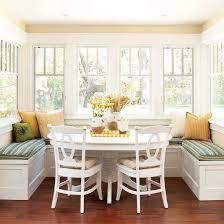 Stunning Kitchen Nook Designs Nook Breakfast Nooks And Bay - Bench for kitchen table