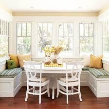 Bay Window Seat Kitchen Table by 15 Stunning Kitchen Nook Designs Bay Windows Breakfast Nooks