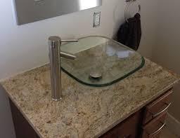 granite bathroom countertops vessel sink best bathroom decoration