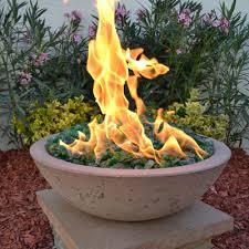 Firepit Bowls Concrete Bowls