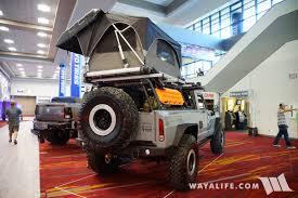 peach jeep 2017 sema roamr jeep gladiator tomahawk automobile pinterest