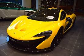 mclaren p1 price second hand