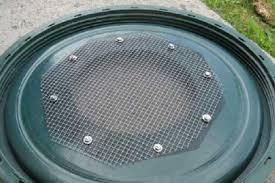 filtre de fabriquer votre récupérateur d eau de pluie les bonnes idées jardin