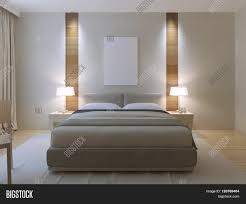 Modern Double Bed Designs Images Modern Master Bedroom Design Dressed Double Bed With Lether