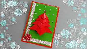 handmade christmas greeting card making ideas diy cards youtube