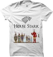 house tony stark game of thrones men u0027s white t shirt