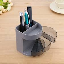papeterie bureau porte stylo de couleur support de table boîte pour crayon de