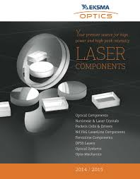 laser components catalogue 2014 2015 by eksma optics issuu