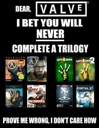 Half Life 3 Confirmed Meme - dear valve rebrn com