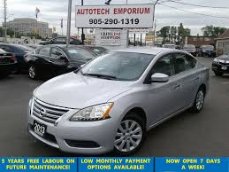 nissan altima 2013 bluetooth used 2013 nissan sentra for sale mississauga on