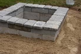 Build A Backyard Fire Pit by Diy Fire Pit
