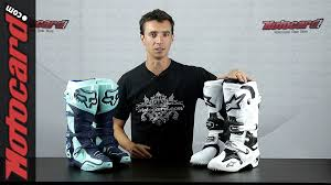 tech 10 motocross boots fox instinct vs alpinestars tech 10 comparativa de botas mx en