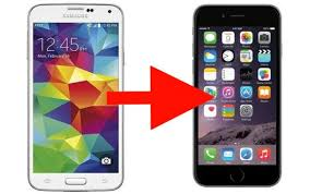 how to transfer apps from iphone to android how to transfer data in between iphone and android