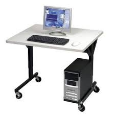 Computer Desk Work Station A Single User Computer Desk Workstation Onestop Ergonomics