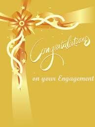 engagement greeting card on your engagement greeting card