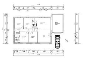 plan maison 100m2 4 chambres plan maison plein pied 100m2 rectangle 102 messages