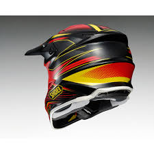 thor motocross helmet 2014 shoei vfxw mx helmet sear tc1 red yellow free 100 racecraft