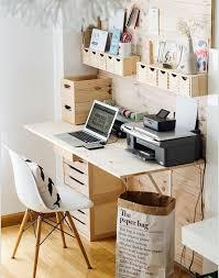 Petit Bureau Pour Ordinateur Bureaudesign Win 15 Idées Pour Un Bureau Design Et Organisé à La Maison Interior