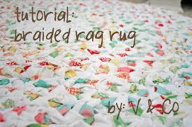 8 Round Braided Rugs by Braided Rag Rug Moda Bake Shop